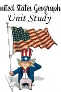 Homeschool Unit Study – United States Geography Unit Study