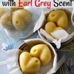Lotion Bar Recipe with Earl Grey Scent