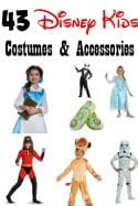 43 Best Disney Kids Halloween Costumes and Accessories