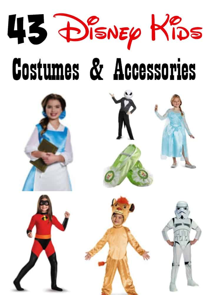 de2be7c4291 43 Best Disney Kids Halloween Costumes and Accessories