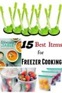 15 Best Kitchen Items for Freezer Cooking