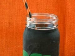 Frankenstein Mason Jar Kids Craft { Easy Kids Halloween Crafts }