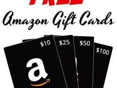 40+ Tried & True Ways to Earn Free Amazon Gift Cards Online