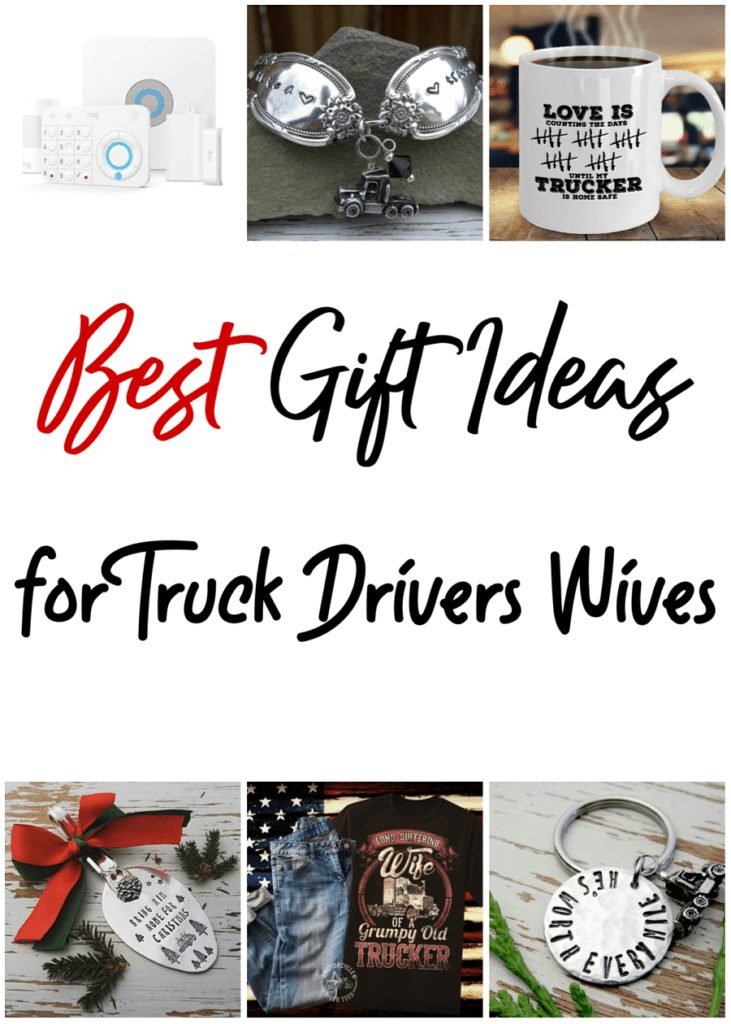 36 Best Gifts for Truck Driver Wives