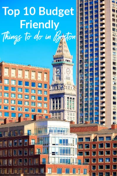 Cheap things to do in Boston - Headed on a trip to Boston? Make sure to visit these top 10 things to do in Boston! They're budget friendly and sure to help you have a great trip!