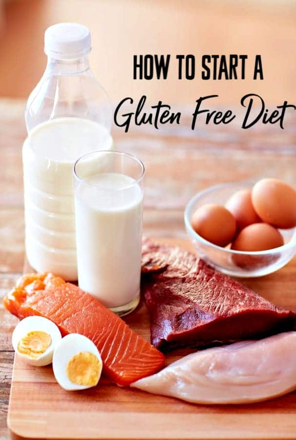 How to Go Gluten Free - Ready to eat gluten free but aren't sure how to get started? Let me show you how to start a gluten free diet without going insane! Real tips to help you be successful!