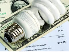 Learning how to save money on your electric bill? Extreme frugality may be your answer! Let me show you how I save money on my own each month!
